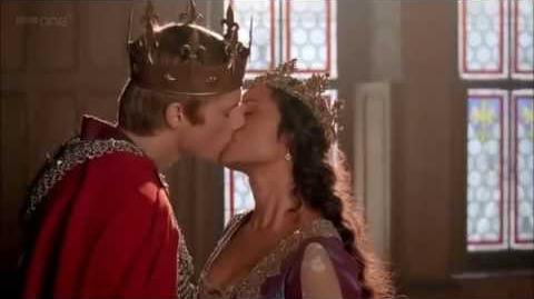 "Merlin 4x13 ""Gwens coronation"""