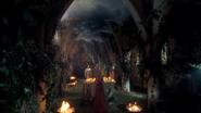 Morgause's enchanted Fortress IX