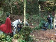 Santiago Cabrera Behind The Scenes Series 4-1
