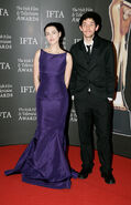Katie McGrath and Colin Morgan-7