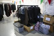 Props and Costumes Behind The Scenes Series 5-2