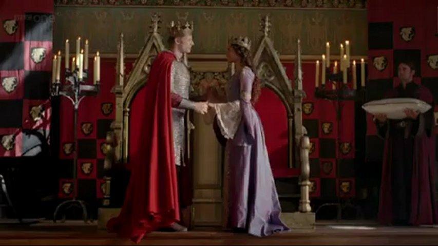 Guinevere's Coronation
