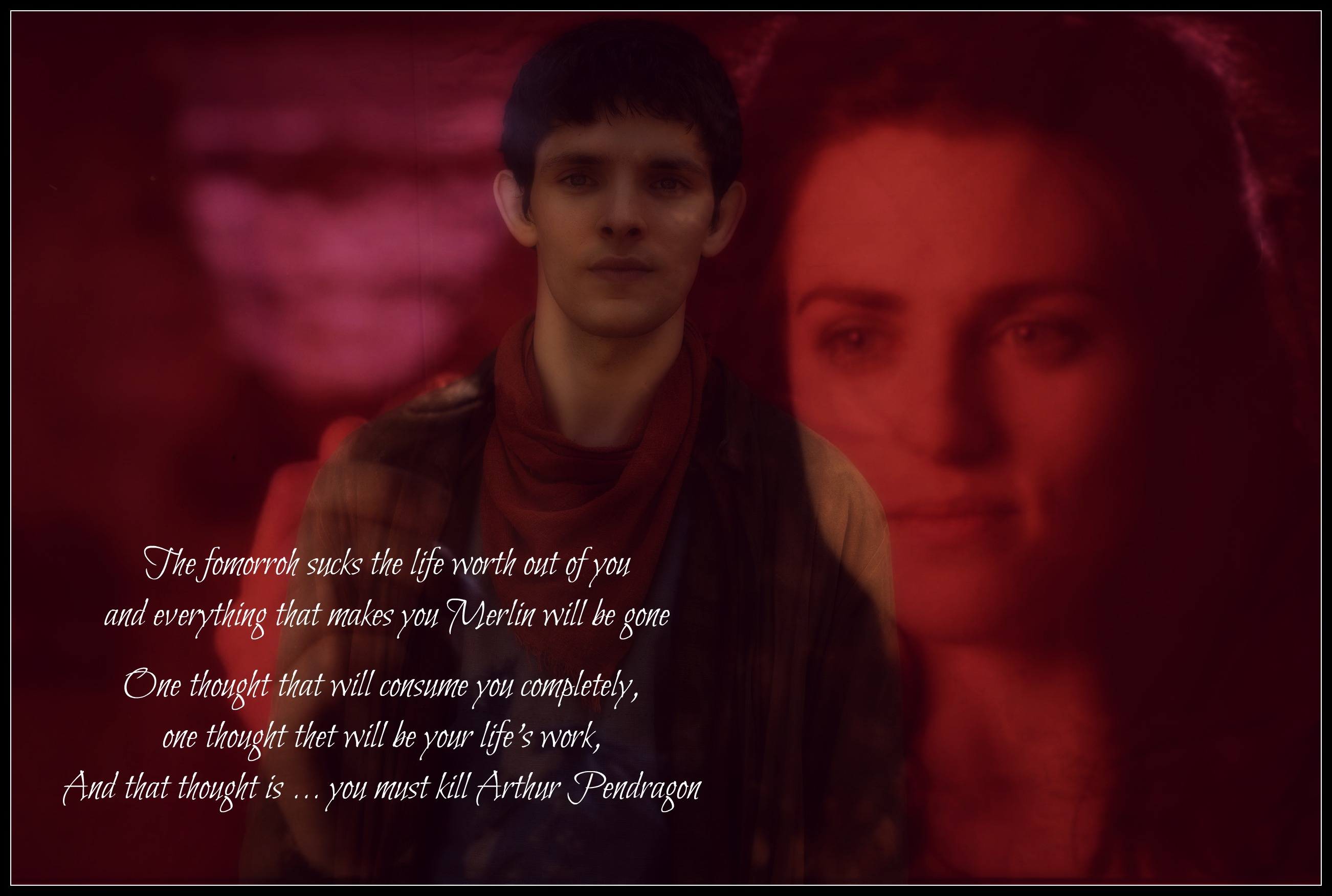 Tv Quotes About Friendship Servant Of Two Masters  Merlin Wiki  Fandom Poweredwikia