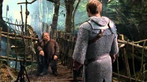 Merlin - Arthur and the keeper of the bridge