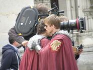 Alexander Vlahos and Bradley James Behind The Scenes Series 5-5
