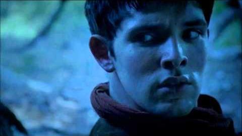 "Merlin 5x01 ""Arthur's Bane - part 1"" Arthur and Merlin get caught"