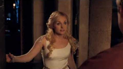 "Merlin - Arthur and Vivian - ""It is destiny, my love, destiny and chicken"""