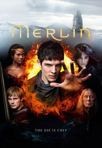 Image result for merlin tv show poster