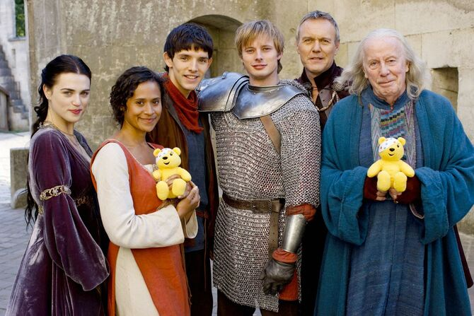 The adventures of merlin episodes guide : Integrale dvd