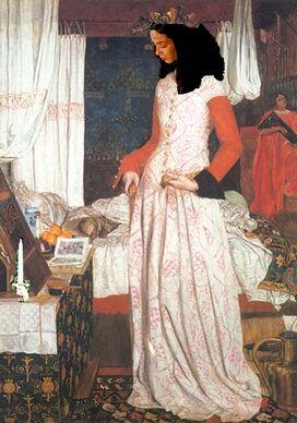 Freya, queen of Avalon Adelina Le Morte March fanart
