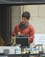 Colin Morgan Behind The Scenes Series 5-10