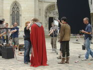 Cast and Crew Behind The Scenes