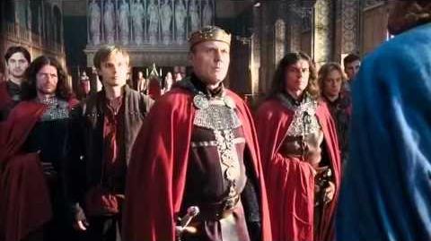 Camelot - Mercia Peace Treaty