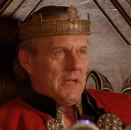 King Uther in Series 4
