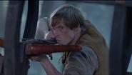 Arthur in action!