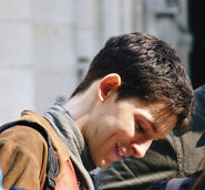 Colin Morgan Behind The Scenes Series 3-1