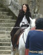 Janet Montgomery Behind The Scenes Series 5
