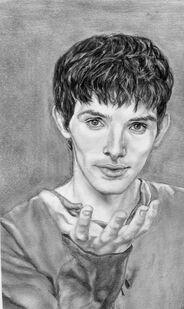 Merlin4 my drawing