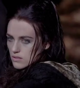 Morgana almost smirking