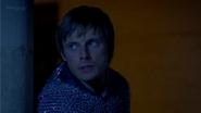 Arthur sees agravaine is the traitor