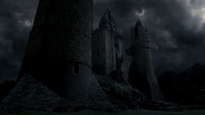 Morgause's enchanted Fortress