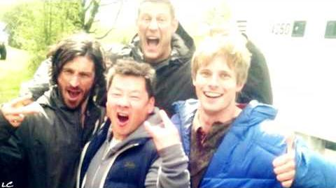 Merlin Cast Man We Love Merlin (dedications)