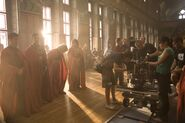 Merlin Cast and Crew Behind The Scenes Series 1-3