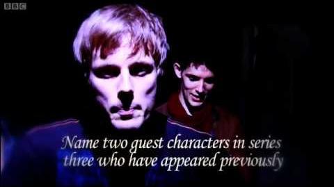 Colin & Bradley's Merlin Quest 11