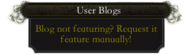 User Blogs