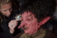 Miriam Margoyles Behind The Scenes Series 3