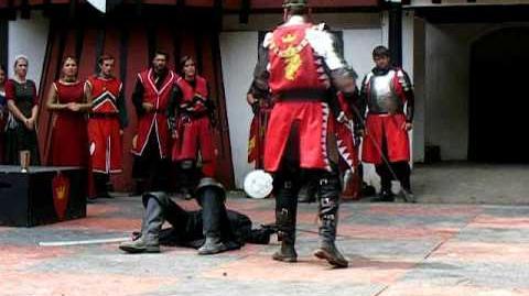King Arthur Vs Mordred