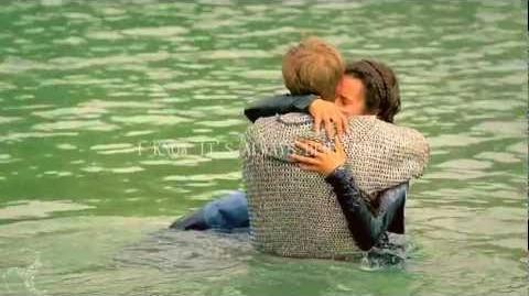 "Arthur & Gwen - ""I know you care"""