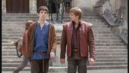 Arthur in red jacket