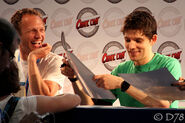 Julian Jones and Colin Morgan-1