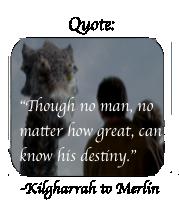 Kilggy quote