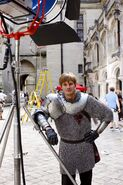 Bradley James Behind The Scenes Series 3-1