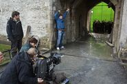 Cast and Crew Behind The Scenes Series 5-6
