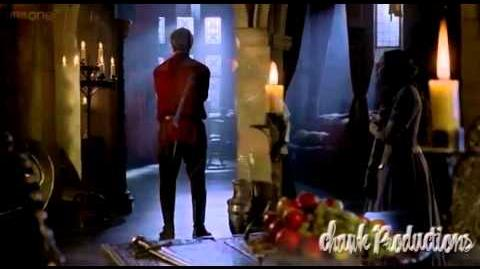 Merlin Tribute Arthur Gwen Rescue Me (How the Story Ends)