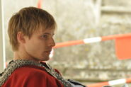 Bradley James Behind The Scenes Series 5-1