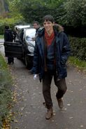 Colin Morgan Behind The Scenes-2
