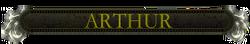 Arthur nameplate