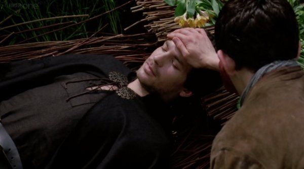 User blog:Adelina Le Morte March/Lance-uh-not | Merlin Wiki