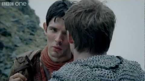 Merlin 'With All My Heart' Next Time Trailer - Series 5 Episode 9 - BBC One-0