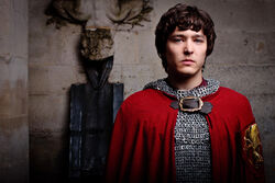 Mordred and others in The Death Song of Uther Pendragon (2)