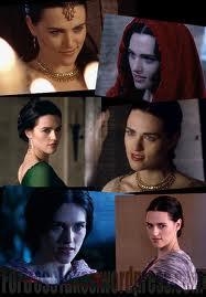 Morgana's wardrobe