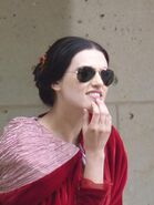 Katie McGrath Behind The Scenes-1