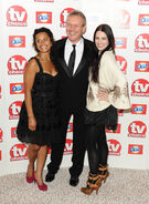 Angel Coulby Anthony Head and Katie McGrath-1