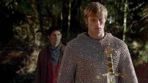 Merlin S04E13 Sword In The Stone Part 2