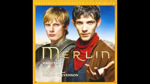 Merlin Season 2 Soundtrack - Main Title - Rob Lane and Rohan Stevenson