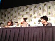 Merlin Cast Comic Con 2012